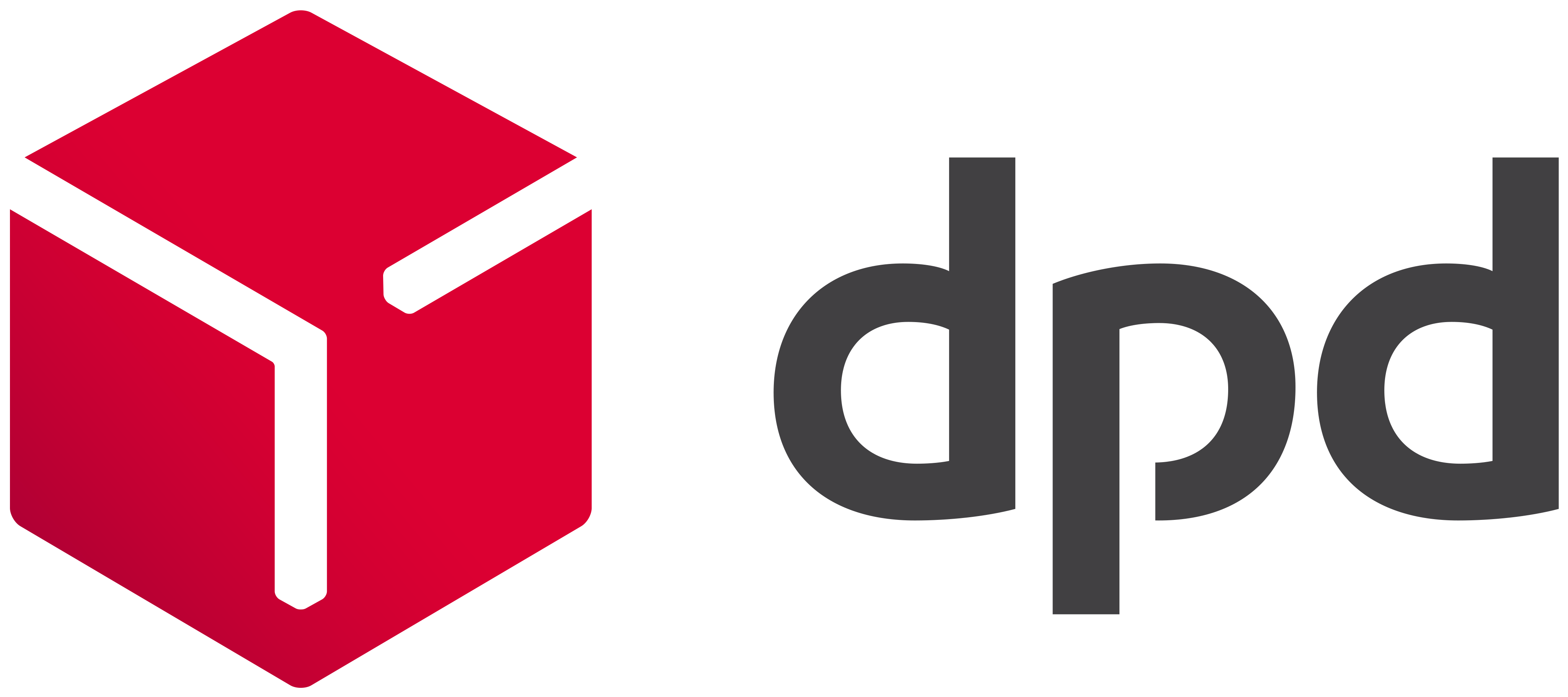 DPD Logo Online withFond